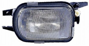 2001-2004 Mercedes Benz C320 Fog Light Lamp - Right (Passenger)