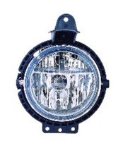 2007 - 2011 Mini Cooper Fog Light Assembly Replacement Housing / Lens / Cover - Left or Right (Driver or Passenger)