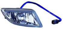 1999 - 2003 Mazda Protege Fog Light Assembly Replacement Housing / Lens / Cover - Right (Passenger)