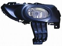 2004 - 2006 Mazda 3 Mazda3 Fog Light (Sedan + Standard Design) - Right (Passenger)