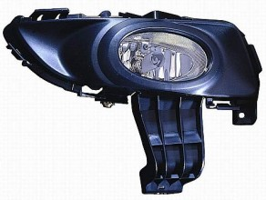 2004-2006 Mazda 3 Mazda3 Fog Light Lamp (Sedan / Standard Design) - Right (Passenger)