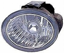 2002-2004 Nissan Altima Fog Light Lamp - Left (Driver)