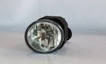 2003 - 2004 Nissan Frontier Fog Light Lamp - Left (Driver)
