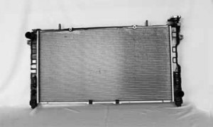 2001-2004 Chrysler Town & Country Radiator