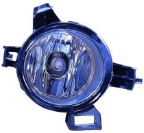 2004 - 2006 Nissan Quest Van Fog Light Assembly Replacement Housing / Lens / Cover - Right (Passenger)