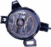 2004-2006 Nissan Quest Van Fog Light Lamp - Right (Passenger)