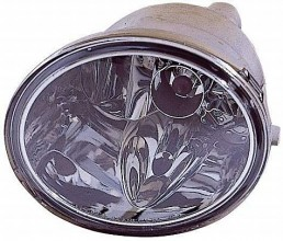 2000-2006 Toyota Tundra Pickup Fog Light Lamp (with Plastic Bumper) - Left (Driver)