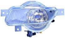 2001 - 2005 Volvo V70 Fog Light Assembly Replacement Housing / Lens / Cover - Left (Driver)