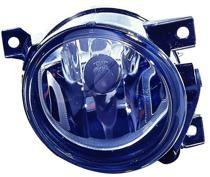 2006 - 2010 Volkswagen Jetta Fog Light Assembly Replacement Housing / Lens / Cover - Right (Passenger)
