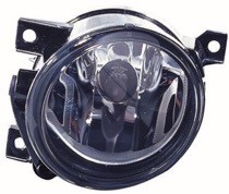 2006 - 2010 Volkswagen Jetta Fog Light Assembly Replacement Housing / Lens / Cover - Left (Driver)