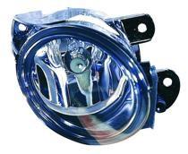 2006 - 2010 Volkswagen Passat Fog Light Assembly Replacement Housing / Lens / Cover - Right (Passenger)