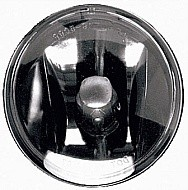 1998 - 2000 Volkswagen Beetle Fog Light Assembly Replacement Housing / Lens / Cover - Left (Driver)
