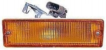 1986-1987 Nissan Pickup Parking Light - Right (Passenger)