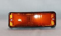 1987 - 1990 Toyota Tercel Front Signal Light Assembly Replacement / Lens Cover - Right (Passenger)