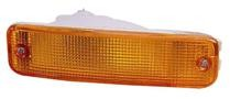 1988 - 1989 Honda Civic Front Signal Light - Left (Driver)