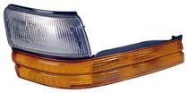 1991 - 1993 Dodge Caravan Corner Light Assembly Replacement / Lens Cover - Left (Driver)