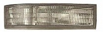 1995-2005 GMC Safari Parking / Signal Light - Right (Passenger)