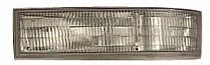 1995 - 2005 GMC Safari Parking / Signal Light - Left (Driver)