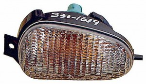 1996-1999 Mercury Sable Front Signal Light - Left (Driver)
