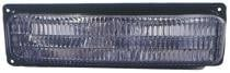 1996 - 2002 Chevrolet Chevy G Van Parking / Signal Light (New Design / with Composite Headlamps / Park/Signal Combination) - Left (Driver)