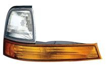 1998 - 2000 Ford Ranger Corner Light Assembly Replacement / Lens Cover - Left (Driver)