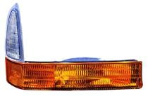 2001 Ford F-Series Super Duty Pickup Corner Light (with 1 Amber Colored & 1 Clear Lens) - Right (Passenger)