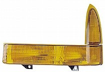 2000 - 2001 Ford Excursion Corner Light - Left (Driver)