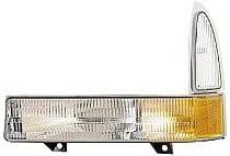 2002 - 2005 Ford F-Series Super Duty Pickup Corner Light - Left (Driver)