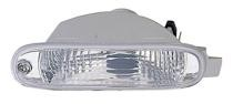 1996 - 1998 Mercury Villager Front Signal Light Assembly Replacement / Lens Cover - Right (Passenger)