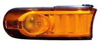 2007 - 2011 Toyota FJ Cruiser Corner Light Assembly Replacement / Lens Cover - Left (Driver)