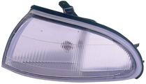 1993 - 1997 Geo Prizm Corner Light Assembly Replacement / Lens Cover - Left (Driver)
