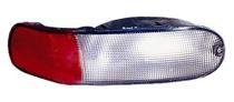 2000 - 2005 Mitsubishi Eclipse Backup + Marker Light Assembly Replacement / Lens Cover - Right (Passenger)
