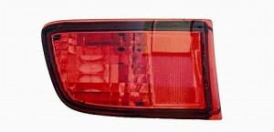 2003-2005 Toyota 4Runner Rear Bumper Reflector - Left (Driver)