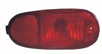 2001 - 2004 Hyundai Santa Fe Rear Bumper Reflector - Right (Passenger)