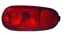 2001 - 2004 Hyundai Santa Fe Rear Bumper Reflector - Left (Driver)