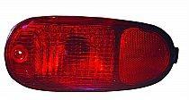 2001-2004 Hyundai Santa Fe Rear Bumper Reflector - Left (Driver)