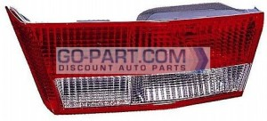 2003-2005 Honda Accord Deck Lid Tail Light - Right (Passenger)