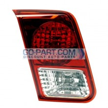 2003-2005 Honda Civic Deck Lid Tail Light (Sedan / Deck Lid Mounted / without Bulbs or Sockets) - Left (Driver)