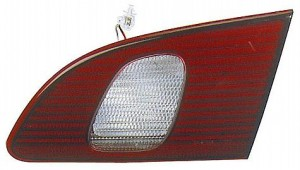 1998-2000 Toyota Corolla Backup Light Lamp - Right (Passenger)