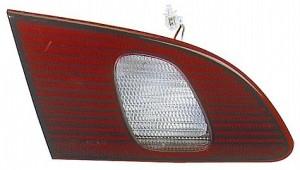 1998-2000 Toyota Corolla Backup Light Lamp - Left (Driver)