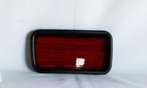 1999-2004 Mitsubishi Montero Sport Rear Bumper Reflector - Left (Driver)