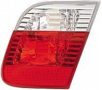 2002-2005 BMW 325i Backup Light Lamp (Sedan / E46 / Deck Lid Mounted / with White Lens) - Right (Passenger)