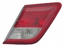2007 - 2009 Toyota Camry Inner Tail Light (Inner Lamps + USA) - Left (Driver)