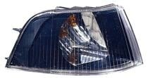 2001 - 2004 Volvo V40 Corner Light (Park/Signal Combination + with Black Bezel + Early Design) - Right (Passenger) Replacement