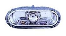 1999 - 2007 Volkswagen Golf + GTI + GTA Fender Side Repeater Light - Left or Right (Driver or Passenger)