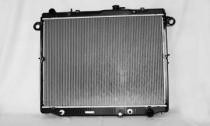 1998 - 2002 Lexus LX470 Radiator Replacement