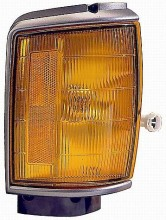 1987-1989 Toyota 4Runner Corner Light (Black) - Right (Passenger)