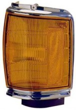 1987 - 1988 Toyota Pickup Corner Light (2WD + Deluxe/SR5/SRT + with Chrome Housing) - Right (Passenger)