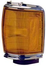 1987-1988 Toyota Pickup Corner Light (2WD / Deluxe/SR5/SRT / with Chrome Housing) - Right (Passenger)