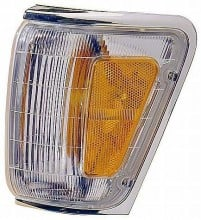 1989-1991 Toyota Pickup Corner Light (4WD / with Chrome) - Right (Passenger)